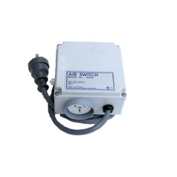 Air Switch ASO1H Herga Single H/Duty 15Amp 107023