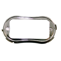 Bathmaster Plus V2 Escutcheon Chrome Peanut