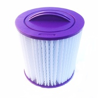 Disposable Filter With Handle (Purple)