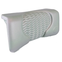 Artesian Foam Lounger No Logo Grey Headrest