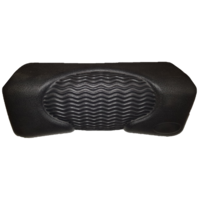 Artesian Foam Lounger No Logo Charcoal Headrest