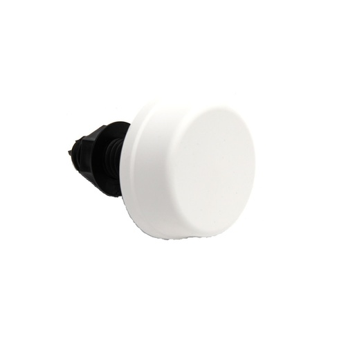 Air Button Herga - White