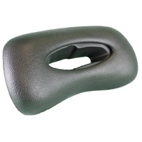Platinum Elite 11in Charcoal Headrest